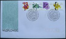 Australia, wildflowers, first day cover, 2007