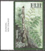 Fiji, ferns, Cyathea lunulata