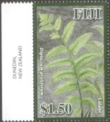Fiji, ferns, Diplazium proliferum