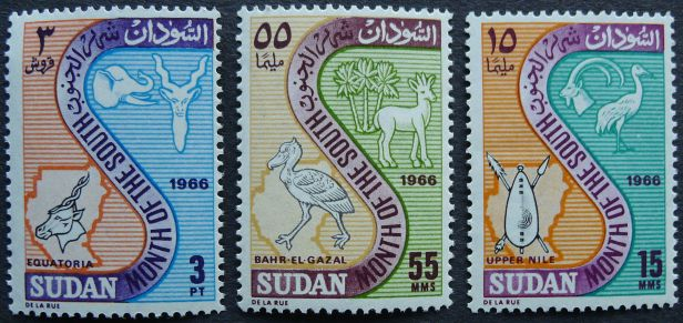 Sudan, 1966