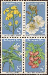 USA - Endangered flora