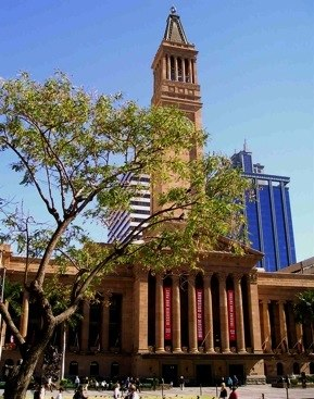 King George Square, Brisbane