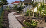 Front garden 2004