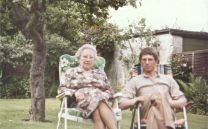 I used to garden for great aunt Vera at 'Casita' during school and work holidays