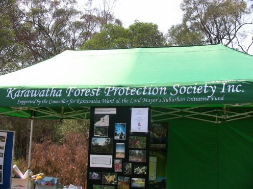 Give forests a future: Karawatha Forest Protection Society