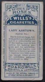 Rose, Lady Ashtown