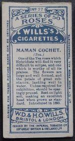 Rose, Maman Cochet