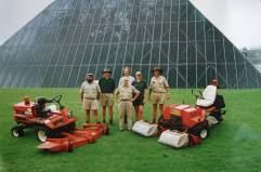 Sydney turf team beats all competition