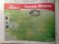 Fun and information: Ecofest 2014