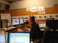 Murray Shoring, anchor of 4BC Radio's Talking Gardening