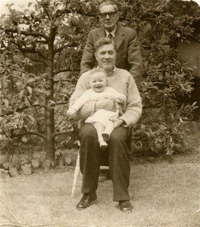 Grandad, Dad, Jerry