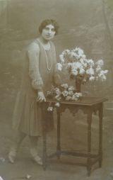 Hippeastrum lover: Great Auntie Vera Coleby