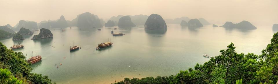 Tour Vietnam June 2015