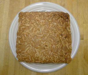 turmeric cake aka sfoof, Curcuma longa - 3