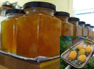 Queensland Rough pineapple jam