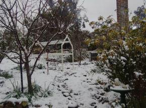 Leonie's garden, Ballandean, QLD