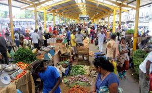 Pettah Bazaar