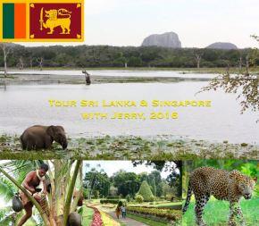 Tour Sri Lanka with Jerry 2016 - 3