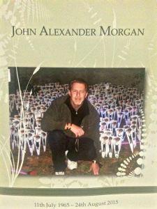 John Morgan, 1965 - 2015