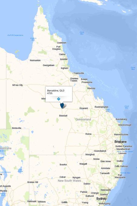 Barcaldine, Queensland 4725