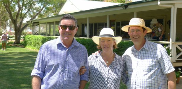 John and Joss of Kyneton: Best Rural Garden, Barcaldine