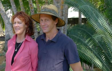 Best Waterwise Garden: Jane and Greg, Barcaldine