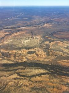 Ilfracombe to Longreach, Queensland