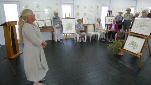 Botanica art exhibition, Barcaldine