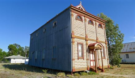 The Comet Masonic Lodge, Barcaldine