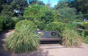 The Herb Garden, Sydney) was developed using agricultural loam (1996).