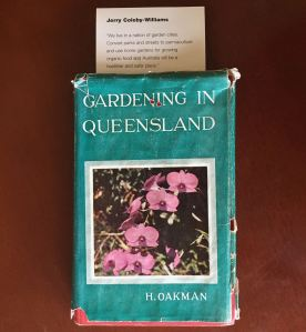 Harry Oakman, Gardening in Queensland, 1958